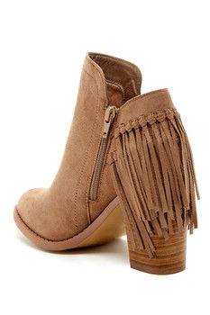 Legend Footwear Buffy Bootie