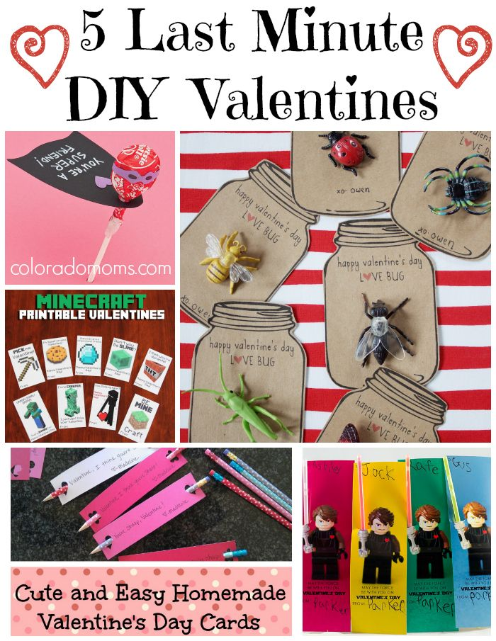 5 last minute diy valentine's day ideas | share today's craft and, Ideas