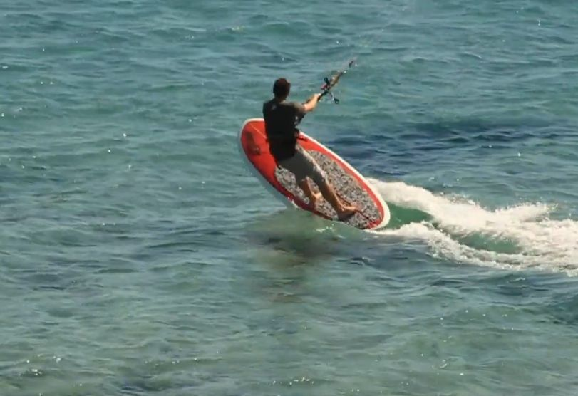 Tips on how to SUK... SUP & kite   SUPboarder - Are you a SUKer (Stand Up Kiter)?!!