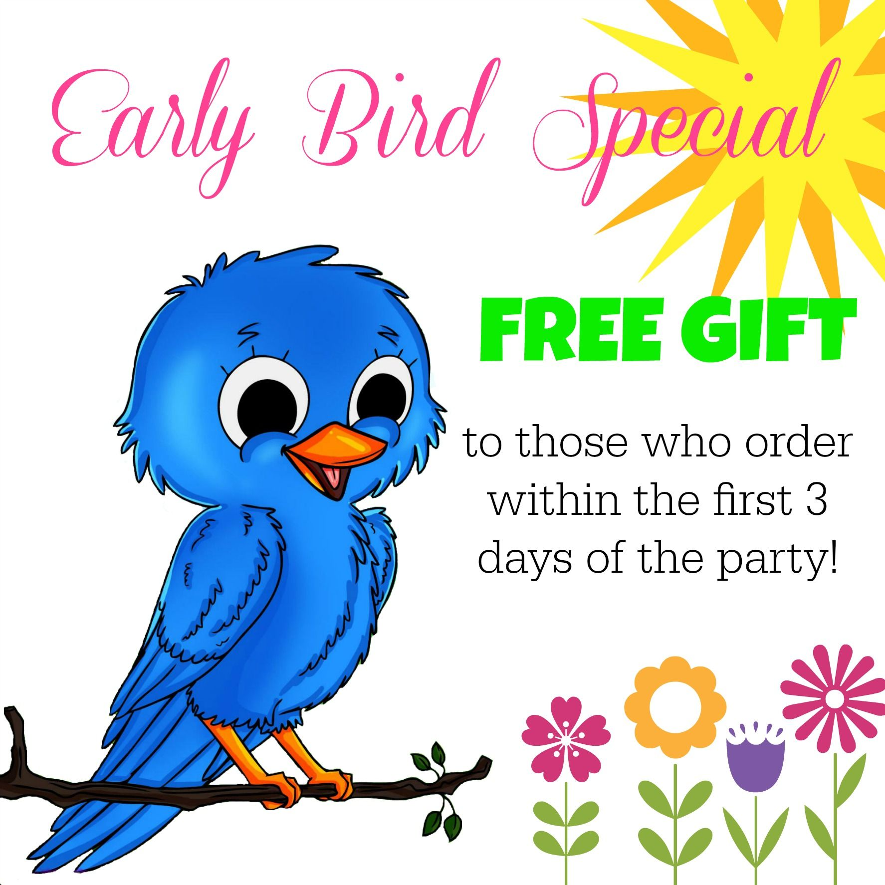 Pampered Chef Early Bird Created By Chrystine Holcomb Pinyourlove Picmonkey Pampered Chef