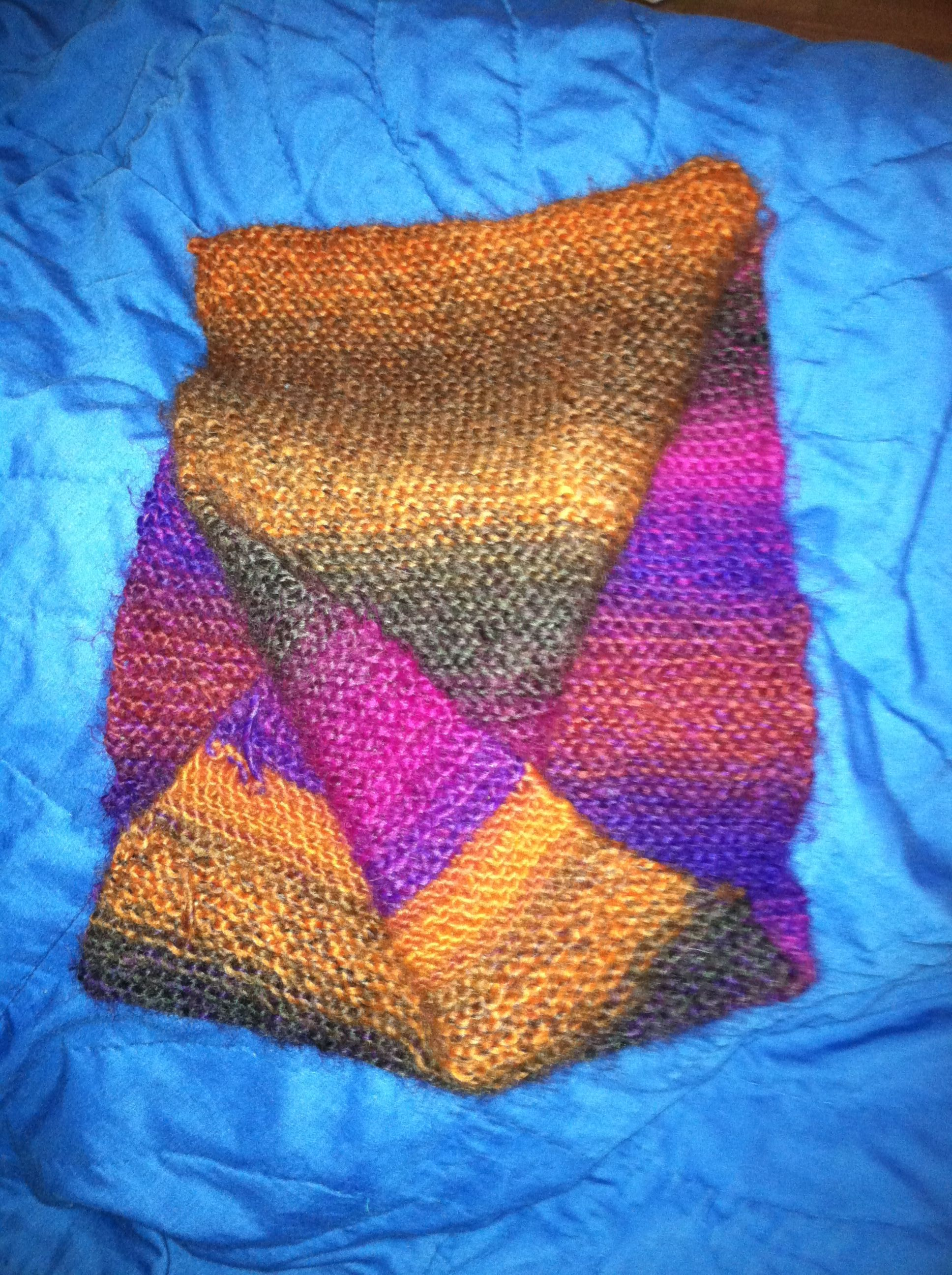 mobius scarf | cool knits | Pinterest | Patterns