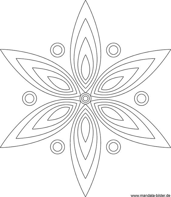 Mandala Vorlage Zum Entspannen Und Stress Abbauen Artwork Painting Geometric Shapes Realistic Drawings