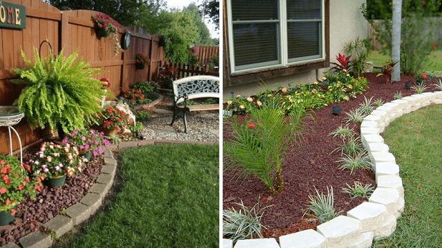 Como hacer un jardin peque o proyectos que intentar for Como arreglar un patio pequeno crear un jardin