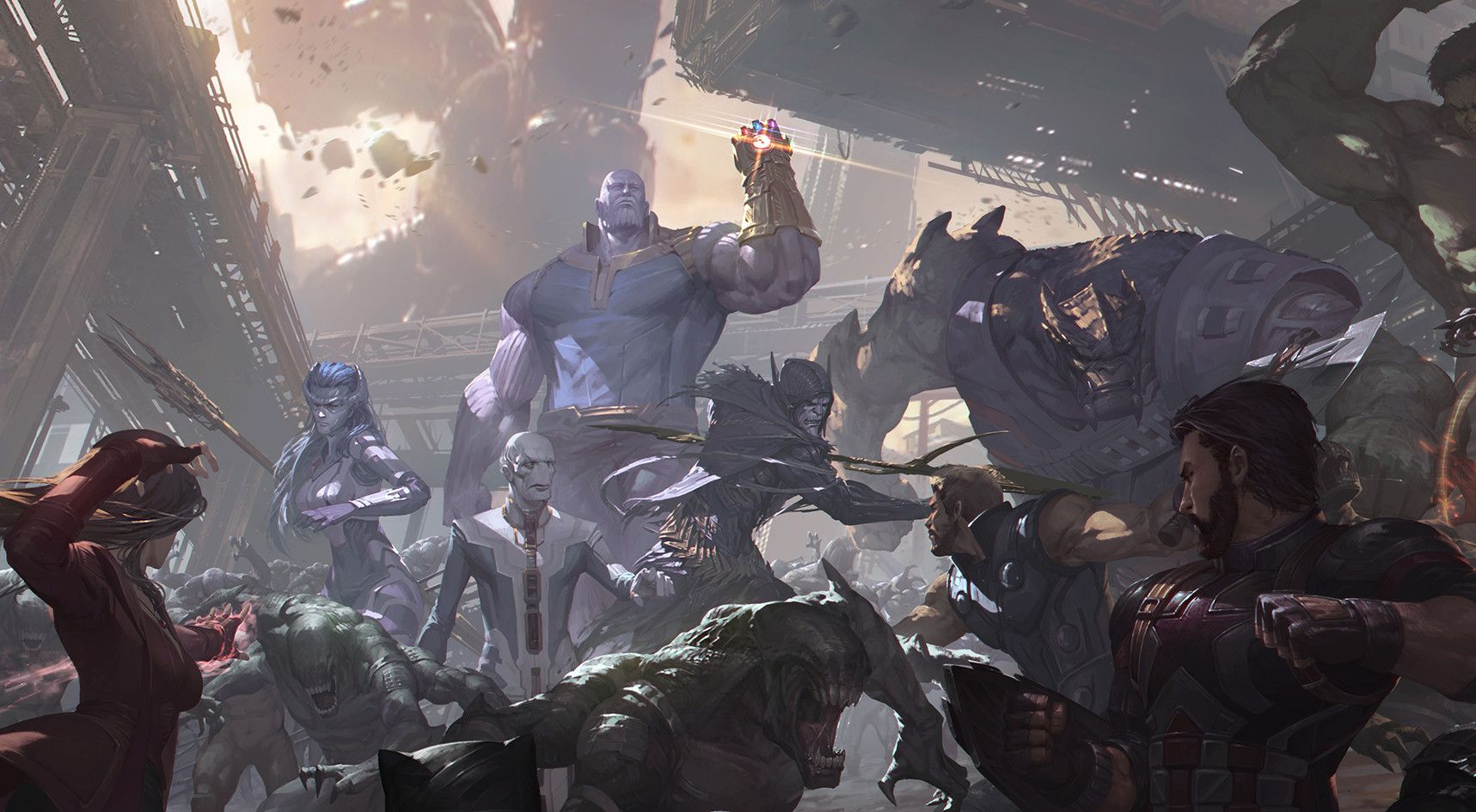 Artstation Avengers Infinity War Lee J P Marvel Superhero Posters Superhero Art Marvel Fight