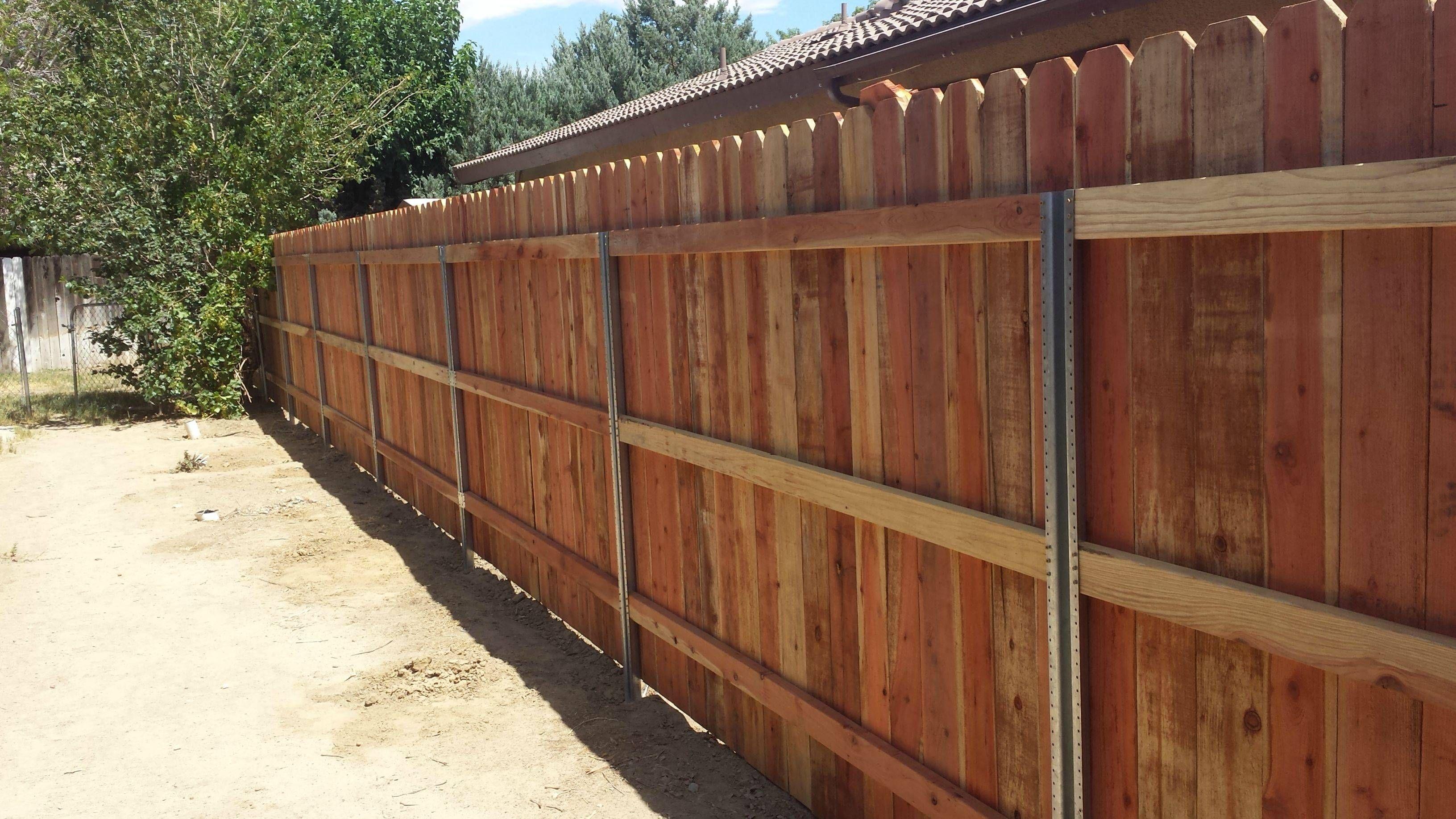 Related Image Fence Steel Fence Posts Wood Fence Post