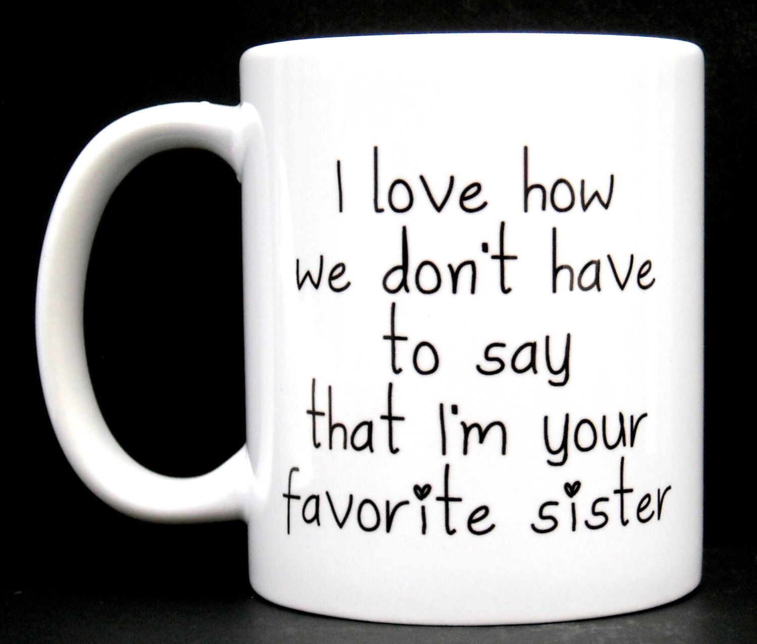 Unique Gifts For Sisters Gift Personalized Gift For Sister Personalized Gifts Funny Sister Gifts For Birthday Sister Gift Funny Gift Coffee #giftsforsister