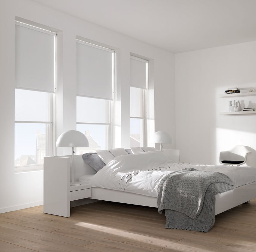Roller Blinds - Luxaflex Roller Blinds with patented EDGE technology