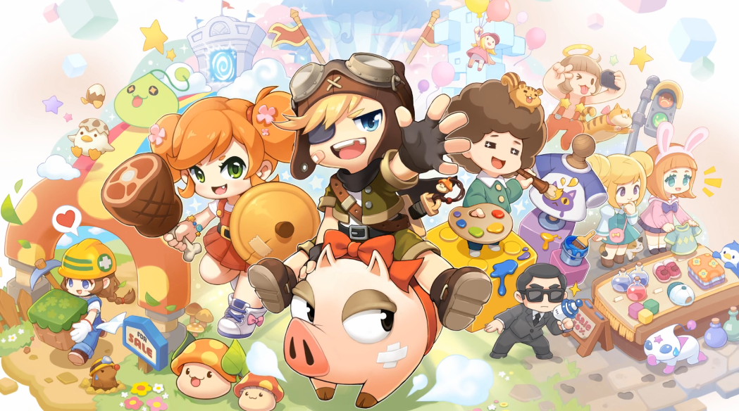 Hair Style Voucher Maplestory 2: MapleStory 2 Has Been In Development Since 2010, And Will