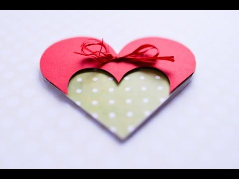 Diy Crafts Paper Heart Design Valentine S Day And Room Decor Ideas