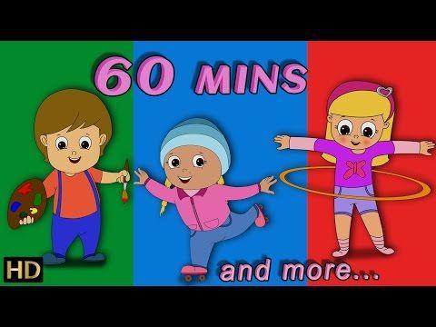 The Wheels on the Bus Part- II (HD) - Nursery Rhymes | Pop Music Style | Popular Kids Songs - YouTube