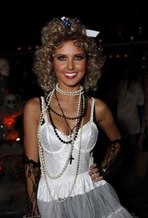 Easy Celebrity Halloween Costume Ideas Photo Gallery - Check out these celebrity Halloween costumes and see if any of them spark your creativity.  sc 1 st  Pinterest & Celebrity Halloween Costumes and Fun Ideas | Madonna Costumes and ...