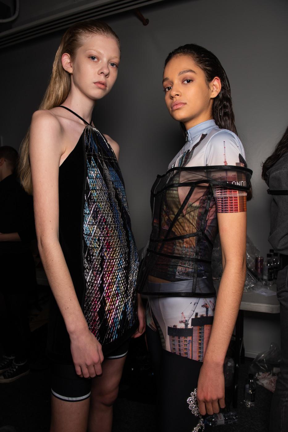 David Koma At London Fashion Week Fall 2020 In 2020 Fashion Week Fashion London Fashion Week