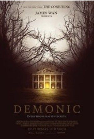 Demonic 2015 Online Full Movie.A police officer and a psychologist investigate the deaths of five people who were killed while trying to summon ghosts.