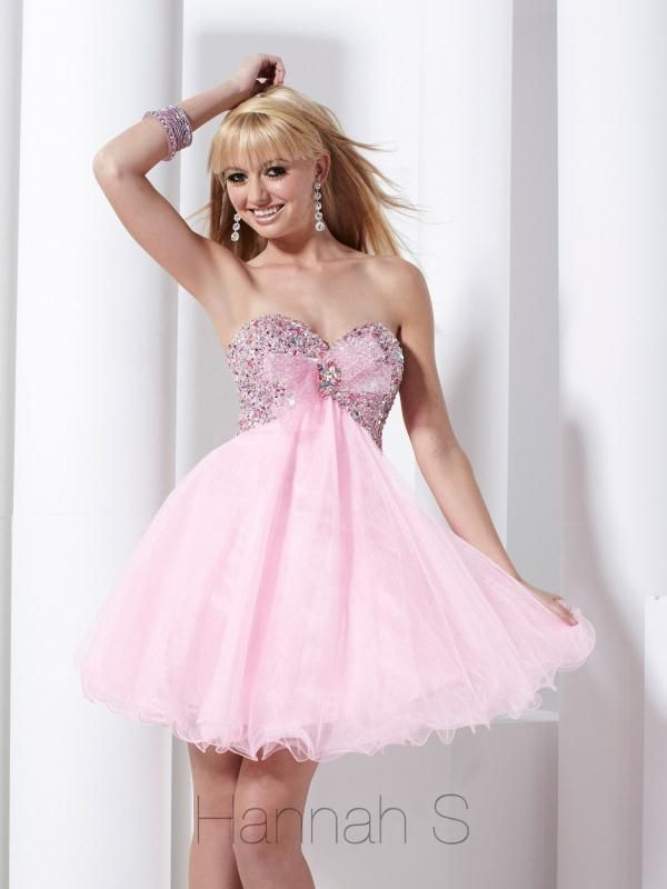 Hannah S 27726 Prom Dress guaranteed in stock | Pink! | Pinterest ...