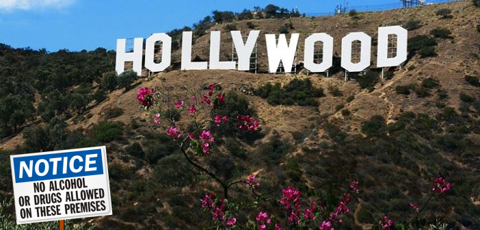 Lifestyles Of The Sober Rich And Famous Soberinfo Hollywood Sign California Vacation Hollywood