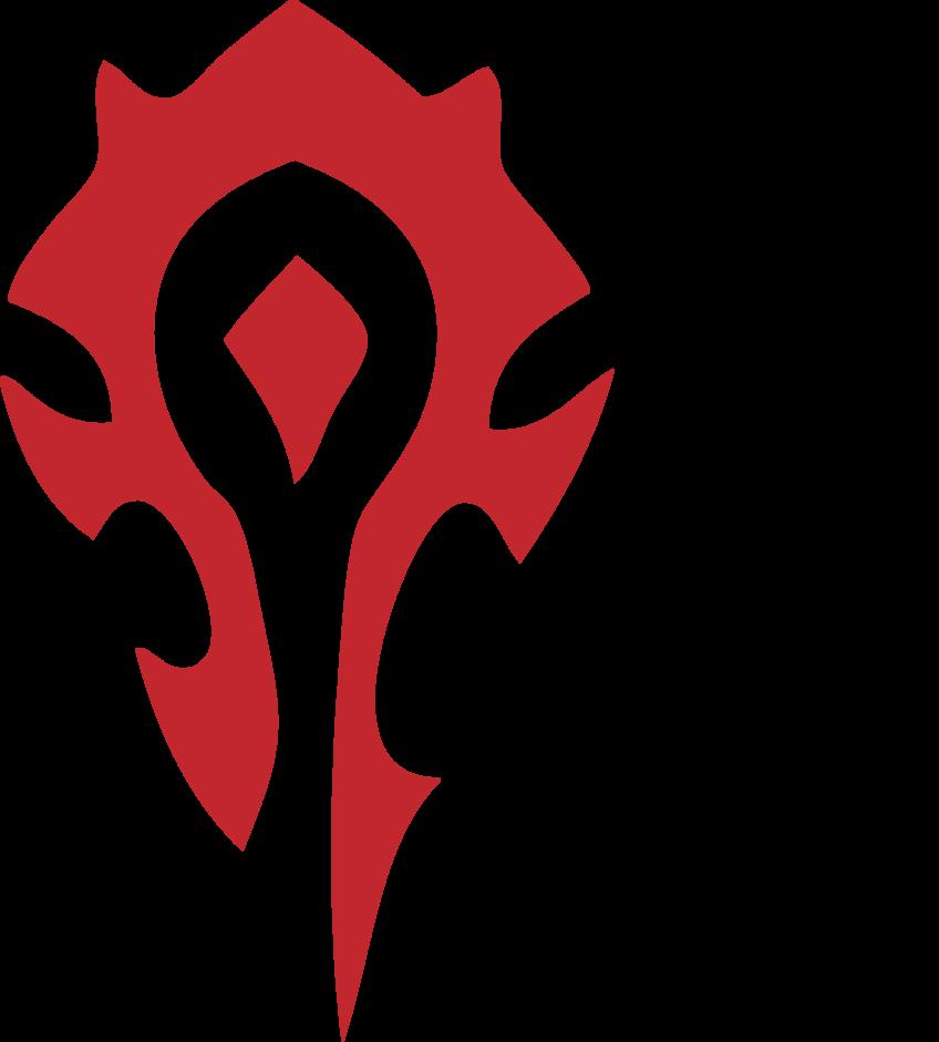 Horde World Of Warcraft Symbols Pinterest World Of Warcraft