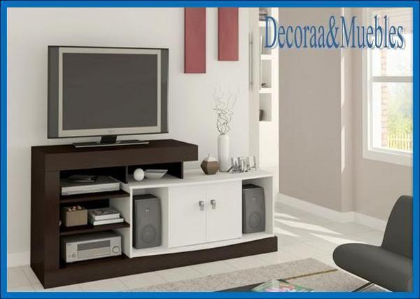 Mueble para equipo de sonido moderno buscar con google - Muebles para equipo de sonido ...