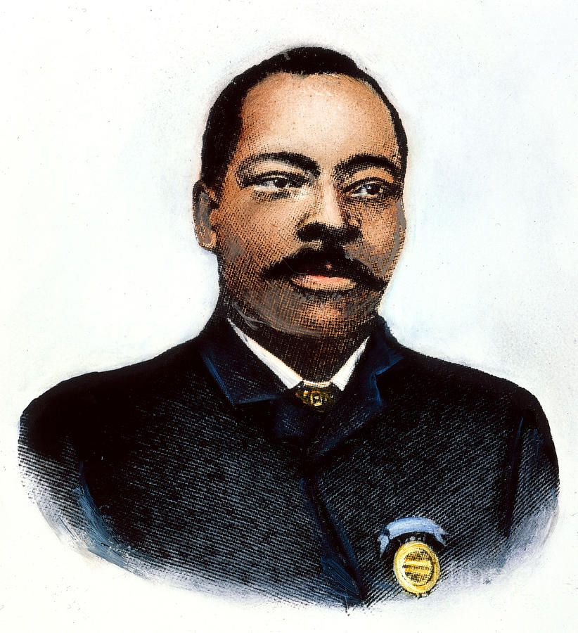 The Company That Invented T: Granville T. Woods (1856–1910) Invented A Train-to-station