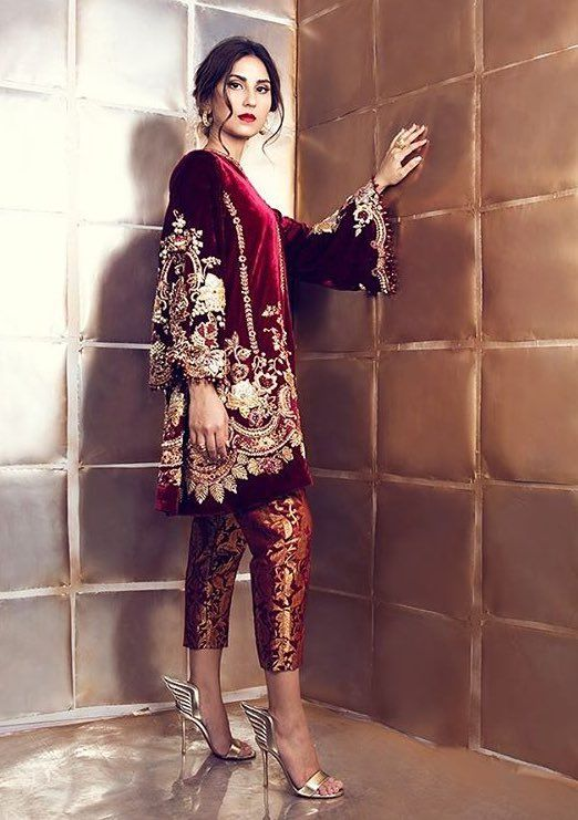 In fashion dresses in pakistani fashion