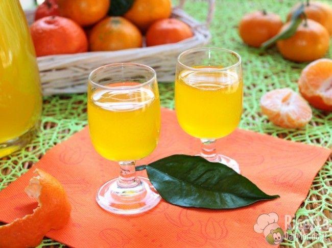 Mandarinetto - Liquore al Mandarino