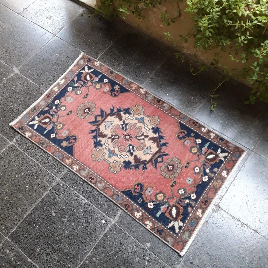 17x32ft Vintage Small decoration rug  It was listed in my shop