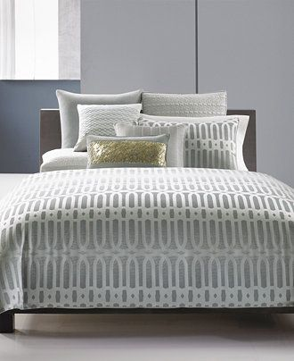 hotel collection long links bedding collection duvet covers bed u0026 bath macyu0027s