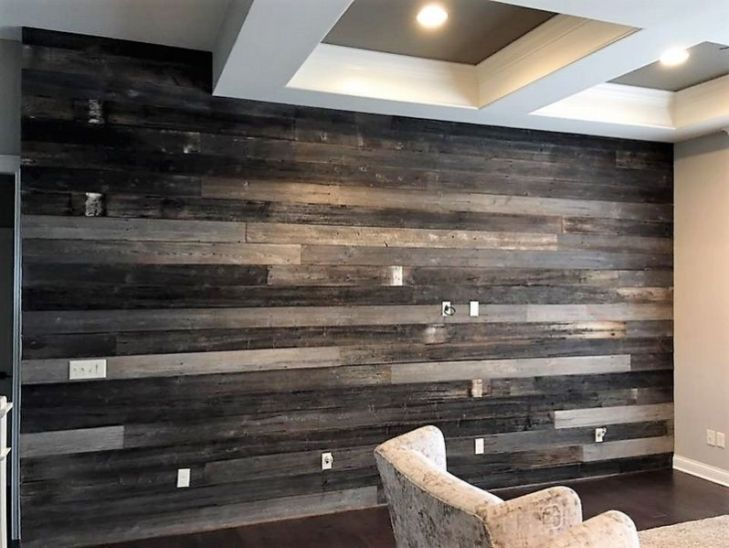 45 trendy wall covering ideas wood pallet wall wall on inventive ideas to utilize reclaimed wood pallet projects all you must to know id=37787