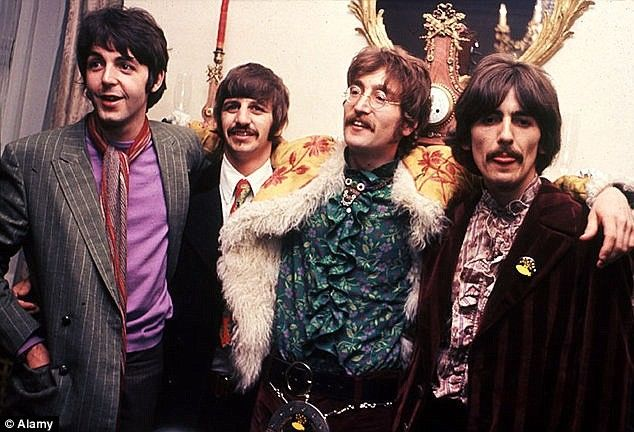 The Beatles Late 60s