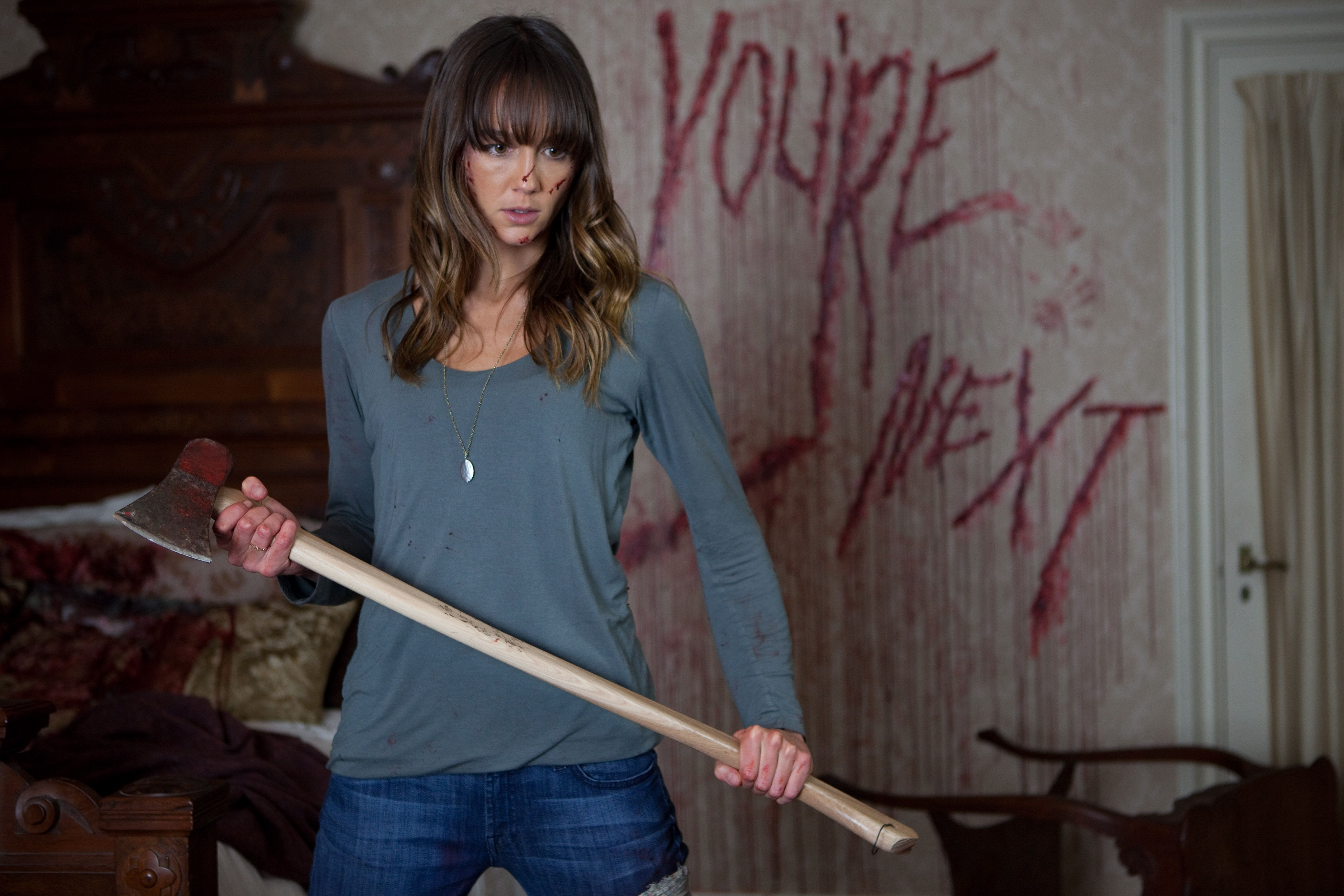 YoureNext You're next, Horror movies, Netflix streaming