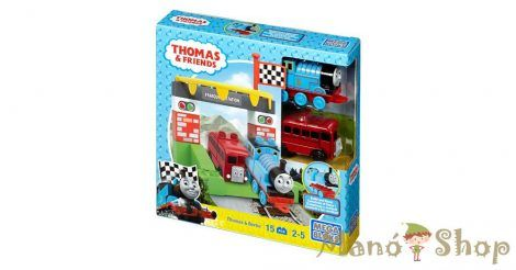 Mega Bloks Thomas Legjobb barátok szett Thomas és Bertie (DLC17)