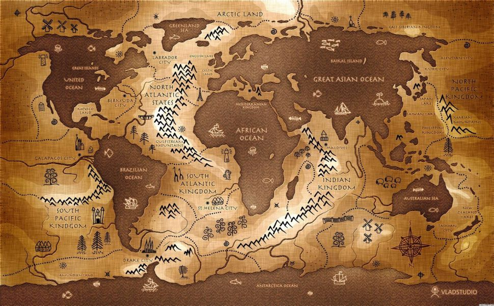 World map hd wallpaper wallpapers pinterest world map hd wallpaper gumiabroncs Images