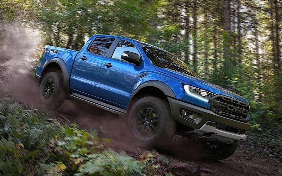 Ford Veroffentlicht Den Gelandegangigen Ranger Raptor Ford