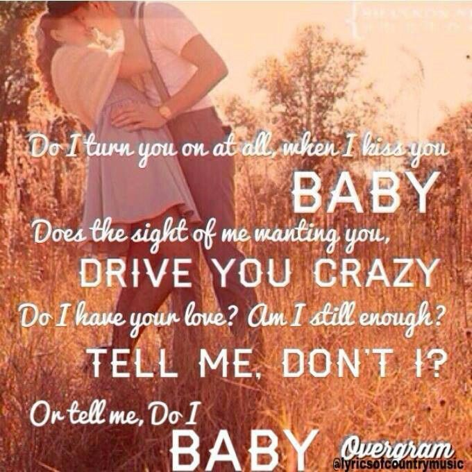 Do I~ Luke Bryan | Pop lyrics, Country music quotes, Country ...