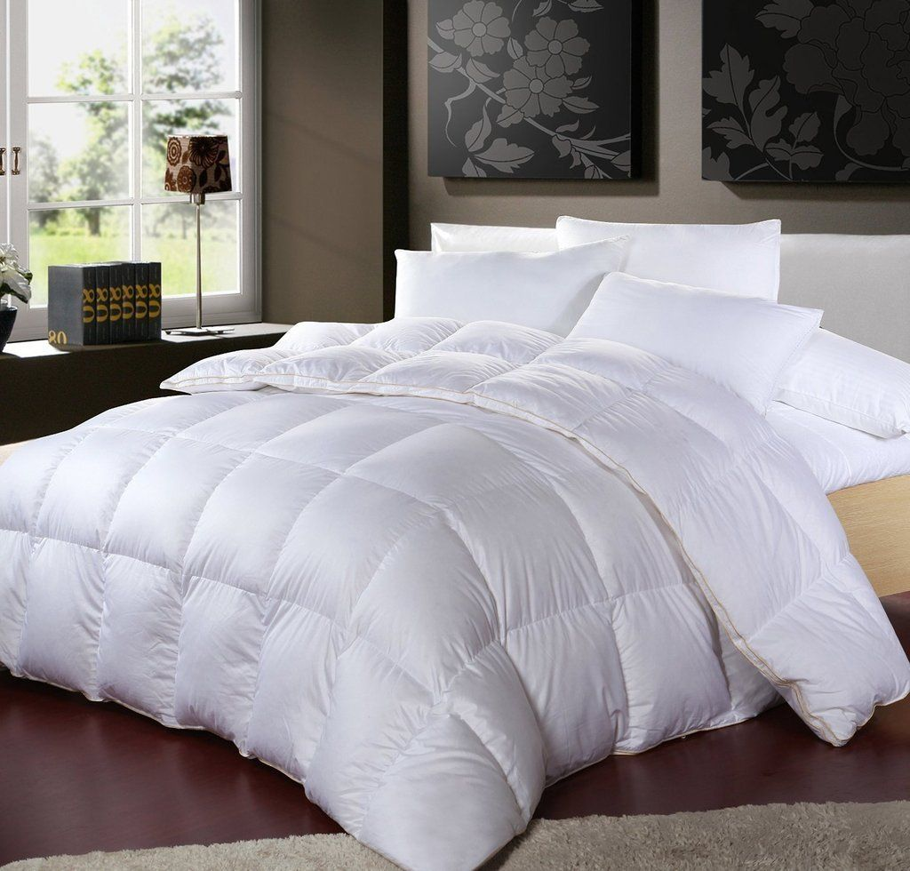 Best Goose Down Comforter Reviews 2017