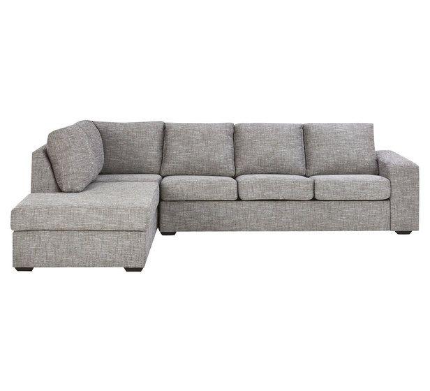 Dakota 5 Seater Modular Chaise Corner Sofas Sofas