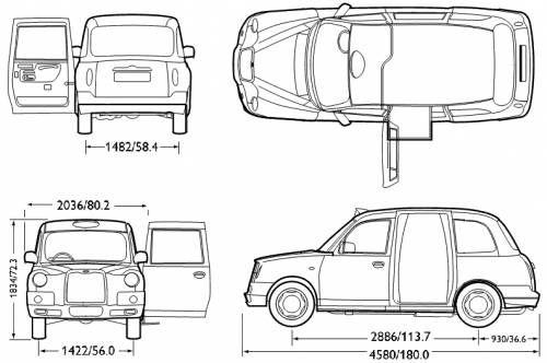 Blueprints httpourlondontaxispot our london taxi blueprints httpourlondontaxispot malvernweather Choice Image