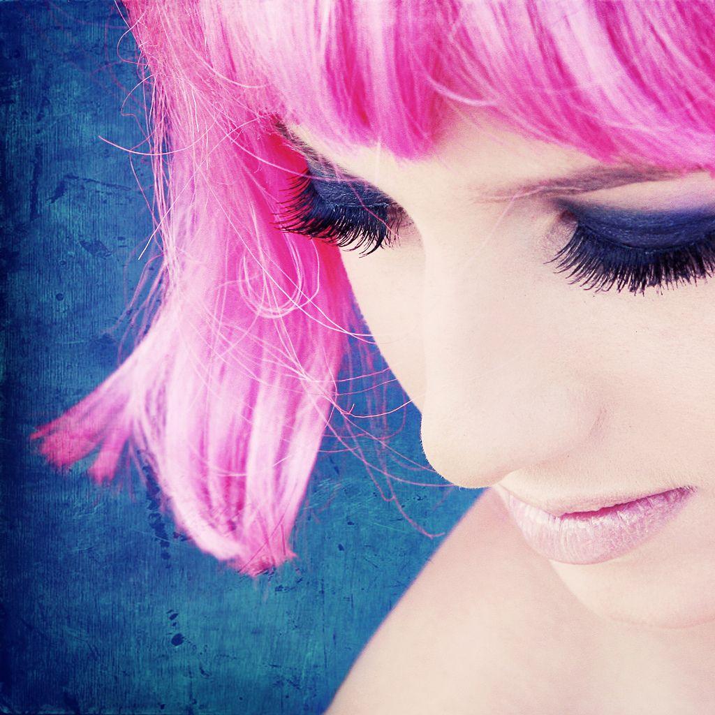 Untitled Pink Hair Hair Styles Fantasy Hair