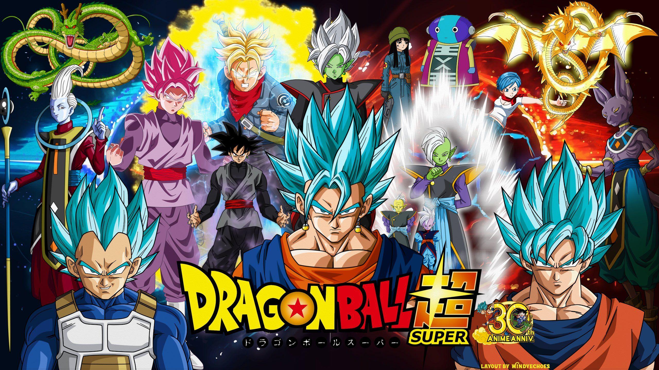 Dragon Ball Super HD Wallpaper | HD Wallpapers | Pinterest ...