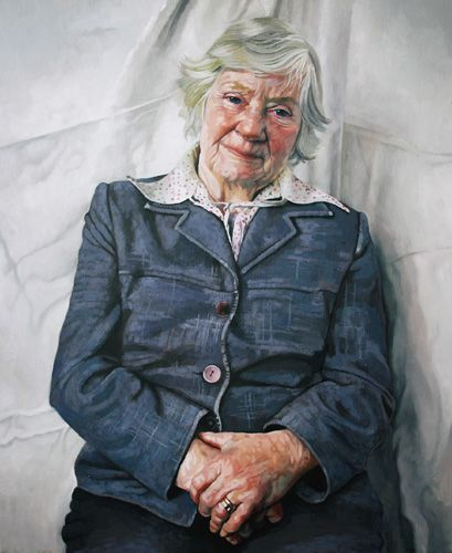 Dame Shirley Williams by Victoria Kate Russell
