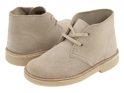 Clarks Kids Desert Boot (Toddler/Little