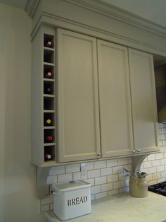 Best Finally Our Completed Kitchen From Builder Basic To 400 x 300