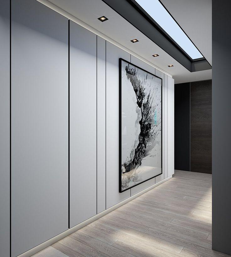 Design a Chic Modern Space Around a Brick Accent Wall ...