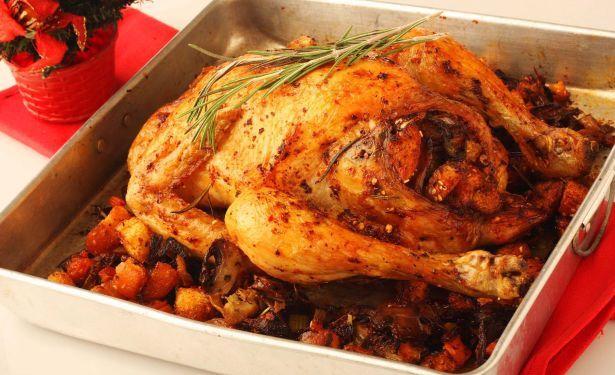 Asian Christmas Roast Chicken Kuali Christmas Chicken Recipes Chicken Recipes Yummy Chicken Recipes