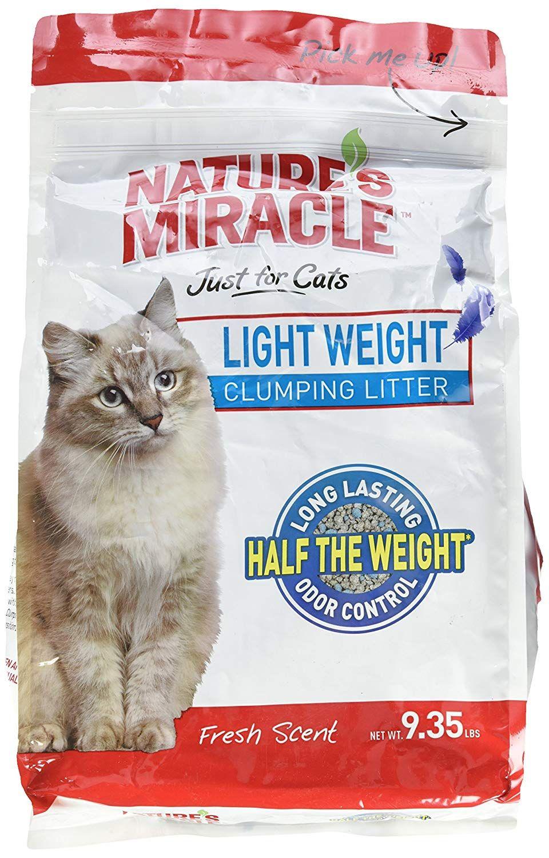 Better Way Cedar Formula Clumping Bentonite Cat Litter with Sanel Cat Attractant