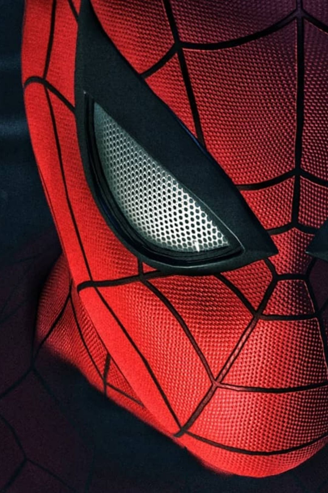The Best Spiderman Wallpaper For Your Smartphone Taken From In Game Photo Spiderman Marvel Spiderman Amazing Spiderman