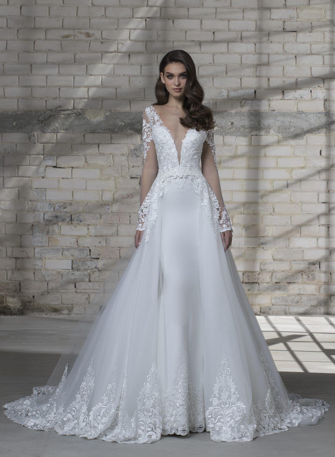 Pnina Tornai\'s Brand New LOVE Collection | Vestidos de novia, De ...