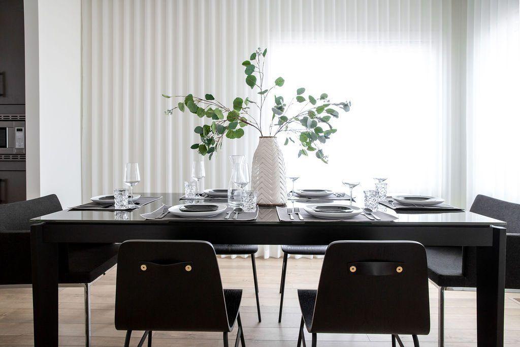 Modern Dining Room By Natalie Fuglestveit Interior Design Kelowna