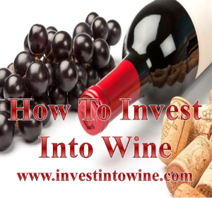 Riding & Writing...: How to Invest Into Wine by AJ James Pala