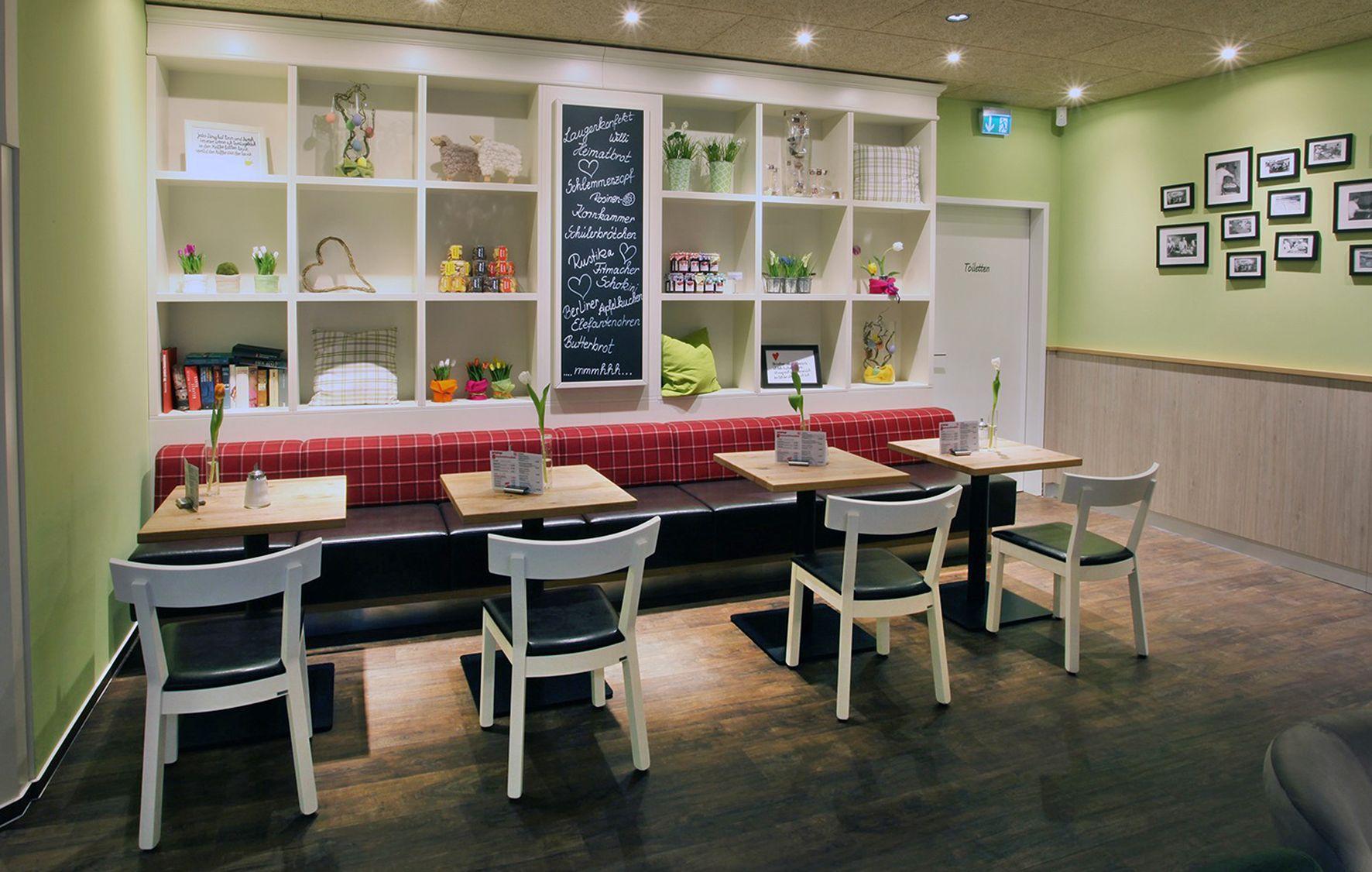 Wunderschön Schnieder Stuhlfabrik Das Beste Von Möblierung #bäckerei & #café In Dülmen, Stuhl