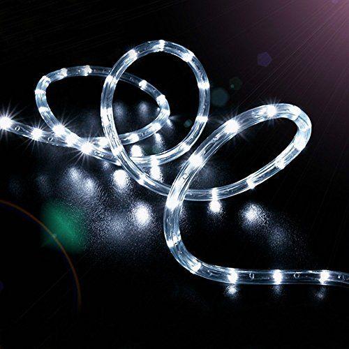 100LED Ruban Lumineux Solaire Lampes de Corde KINGCOO étanche 39ft